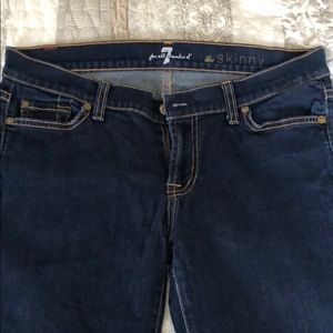 7 for all Mankind - The Skinny